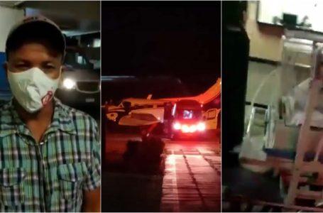 Rede social do bem: familiares apelam a Mário Jr. por UTI aérea, e avião leva recém-nascido para Recife