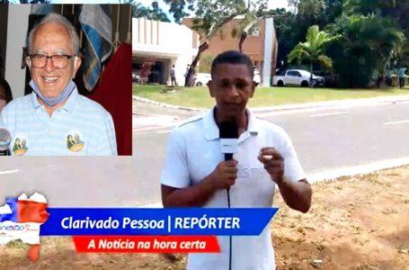 """Repórter soteropolitano diz que Luiz de Deus de """"Deus"""" parece não ter nada"""